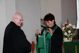 Abschied von Pfarrer Fiege