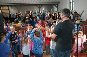 Kinderkirche am 29. November
