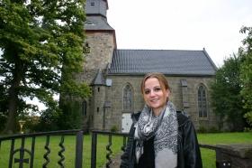 Am Sonntag Einführung von Annika Behrend ins Amt der Kirchenvorsteherin