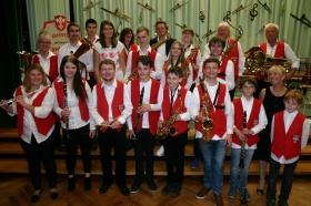 Gottesdienst mit Musikverein