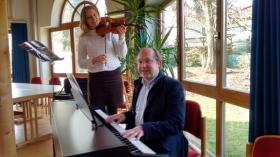 Gottesdienst mit musikalischer Note