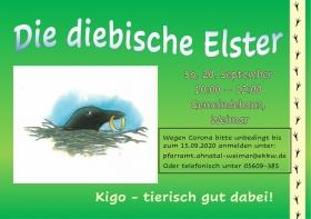 Kigo - Tierisch gut in Weimar