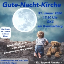 Gute-Nacht-Kirche am 31. Januar 2020