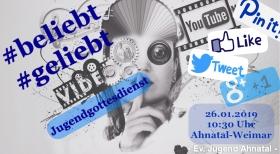 #beliebt #geliebt - Jugendgottesdienst