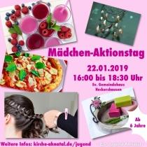Mädchen-Aktionstag