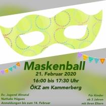 Maskenball in Ahnatal