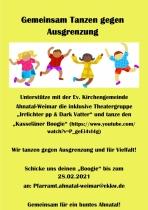 Gemeinsam Tanzen gegen Ausgrenzung